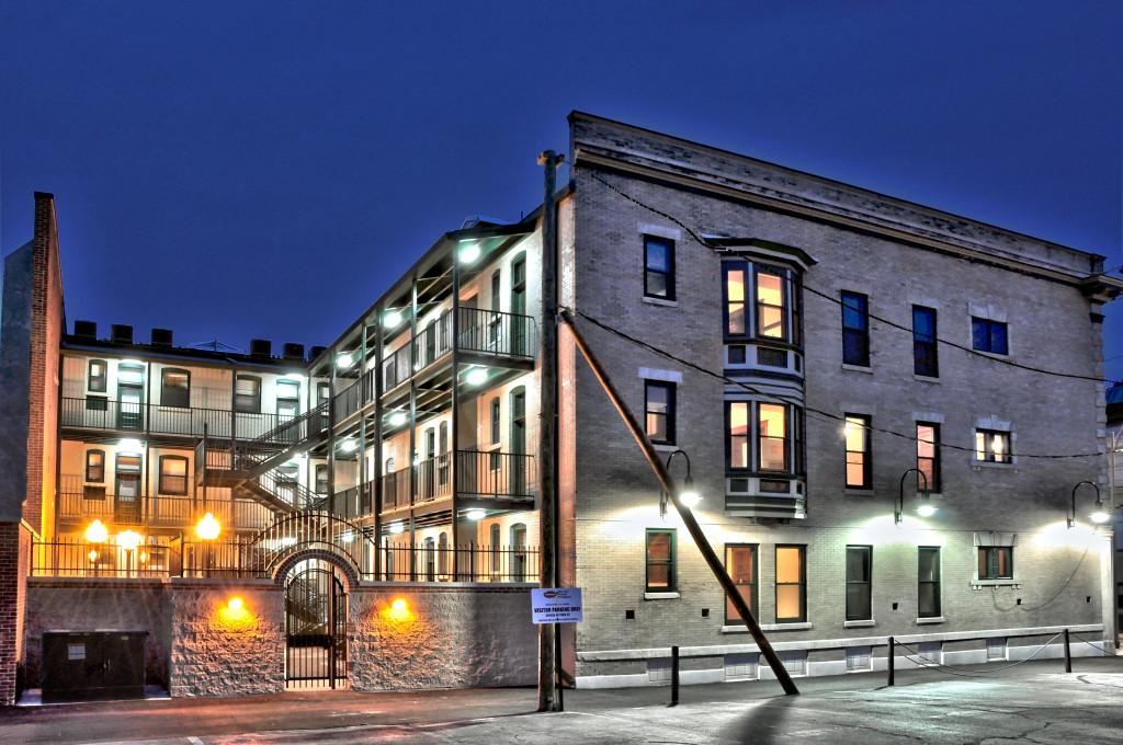 City Of Warren Mi >> Historic Muncie - Flaherty & Collins Properties