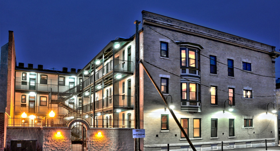 Historic Muncie Flaherty Collins Properties