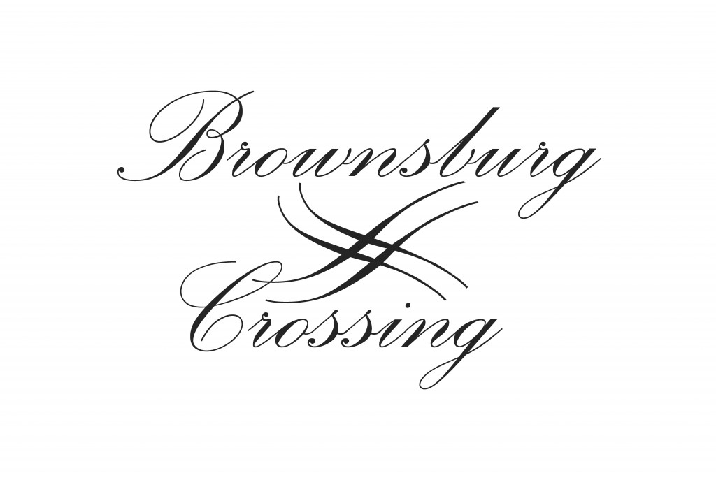 Brownsburg Crossing Logo