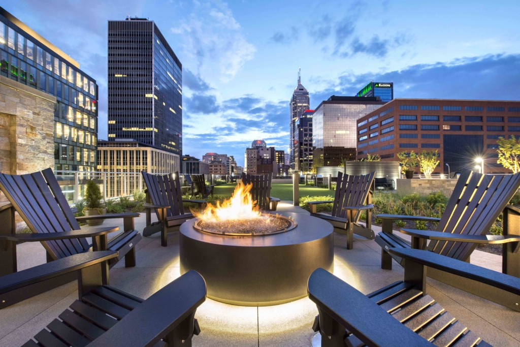 Indianapolis Star 360 Market Square One Of 7 Projects