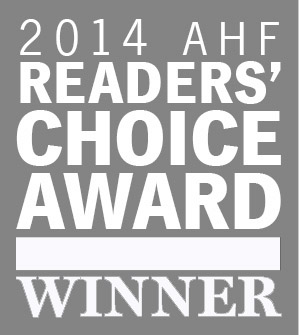 AHF Reader's Choice Award – Best Rural Development