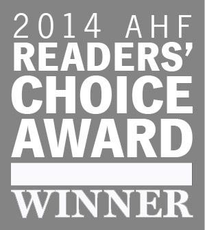 AHF Reader's Choice Award – Best Rural Development