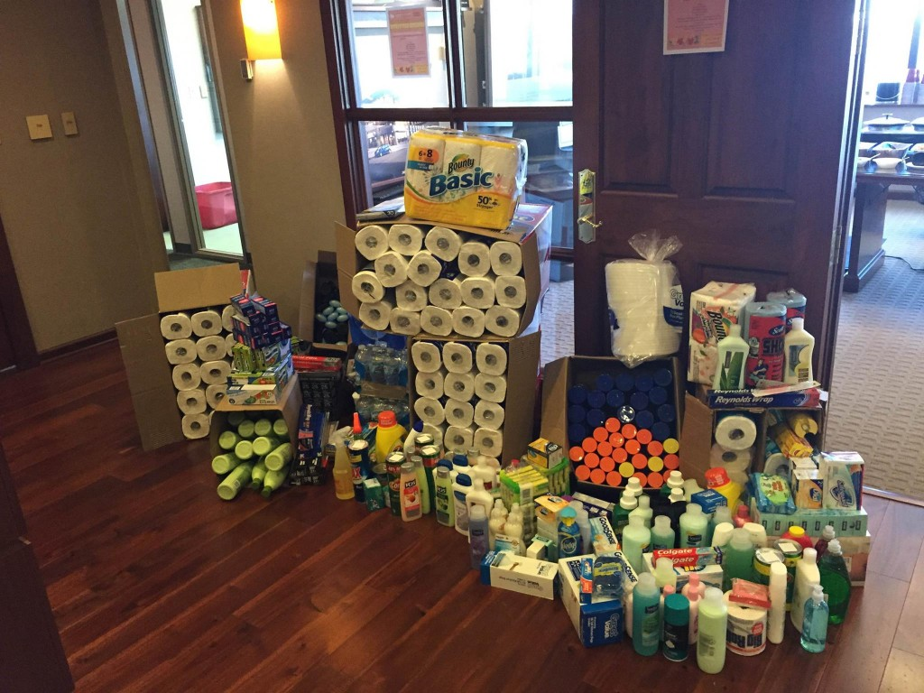 donation items