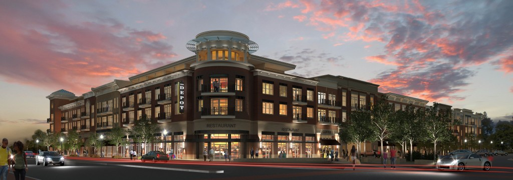 Grand Opening Planned for Mixed-Use Development, The Depot at Nickel