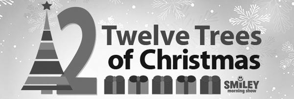 WZPL 12 Trees of Christmas