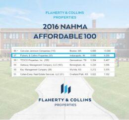 2016 NAHMA 100