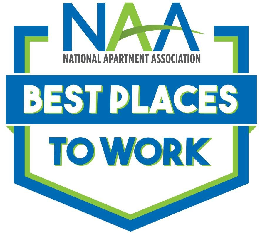National Apartment Association (NAA) Best Places to Work Finalist